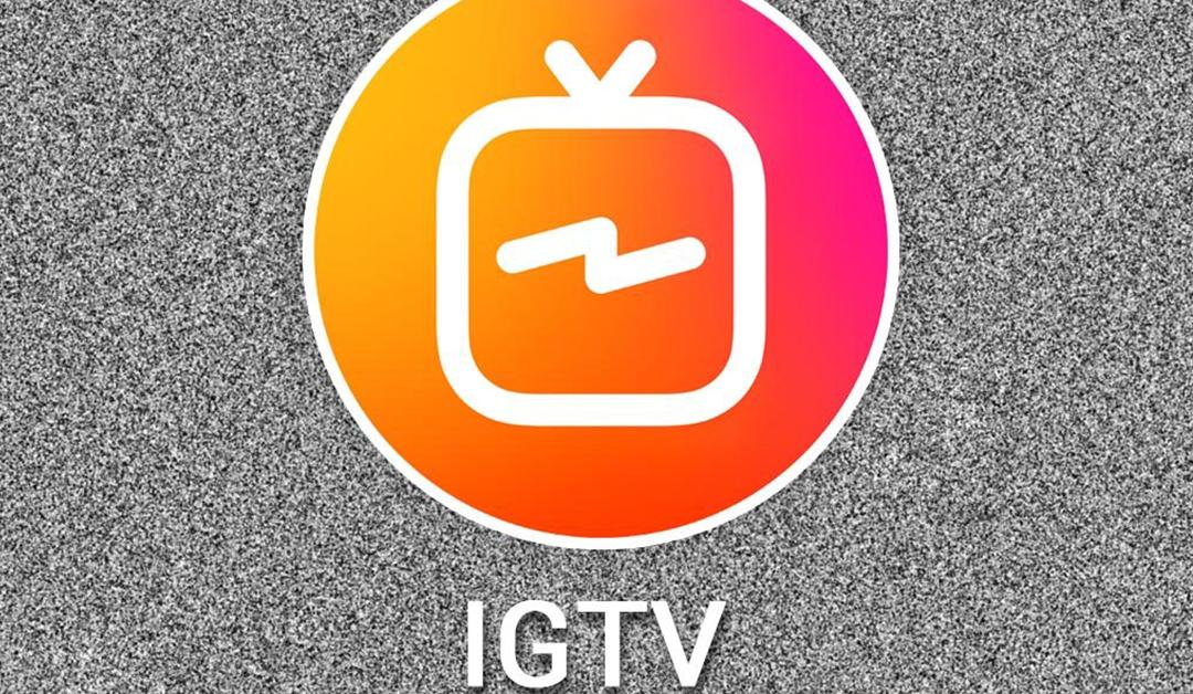 Instagram e il trend dei video verticali con IGTV