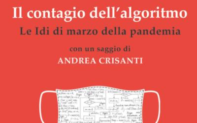 """Venerdì 6 novembre la presentazione del libro """"Il contagio dell'algoritmo"""" di Michele Mezza"""