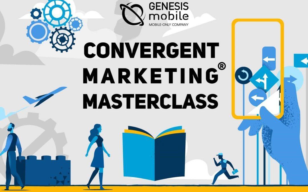 Al via la MC12 Convergent Marketer MasterClass